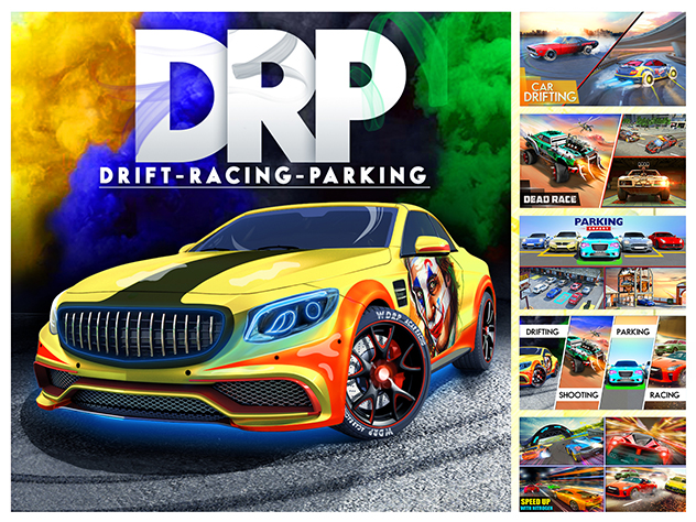 Drift - Racing- Parking
