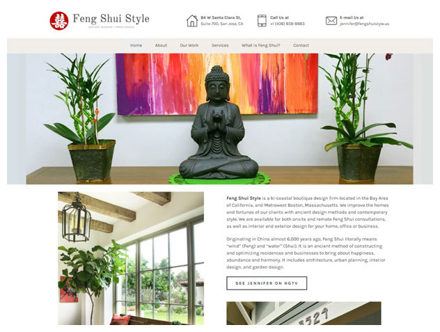 Fengshui Style